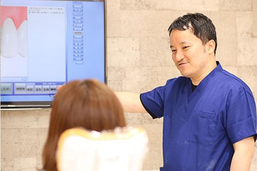 定期検診とクリーニング